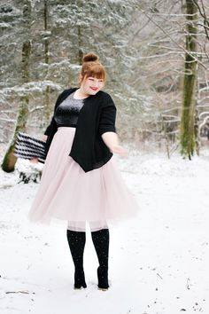 kathastrophal.de | Plus Size Outfit - Silvester Party Look