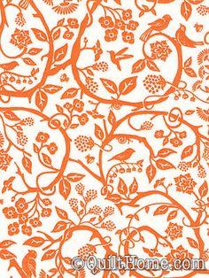 Birds & Berries 25063-17 Fabric by Lauren & Jessi Jung ($9.03/yd)
