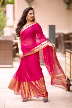 Long Sleeve Maxi, Maxi Dress With Sleeves, Actress Priyanka, Fashion Models, Fashion Outfits, Saree Photoshoot, Trendy Collection, Beautiful Bollywood Actress, Half Saree