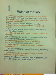 Dude I worked in this lab!