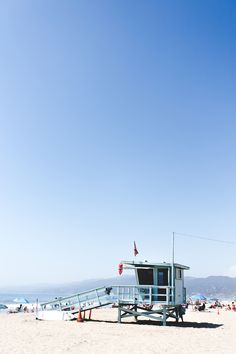 Plan a summer #vacation to #SantaMonica for endless beach activities, numerous dining options and countless spots for photo ops!