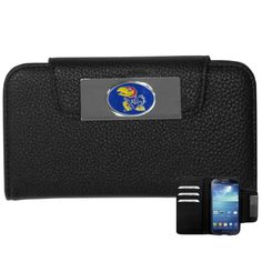 Kansas Jayhawks NCAA Samsung Galaxy S4 Wallet Case