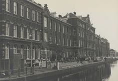Old Hospital, The Hague, Delft, Old And New, The Past, History, Building, Beautiful, Nostalgia