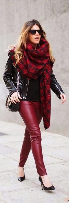 Кожаные брюки. Секреты и риски/Real Fashion/Дом Моды