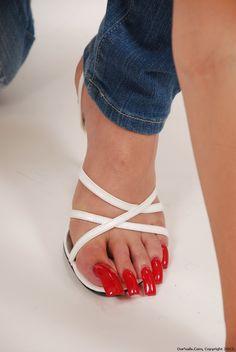Scholl Velvet Smooth, French Pedicure, Women Accessories, Flip Flops, Sandals, Ebay, Shrimp, Nails, Fashion