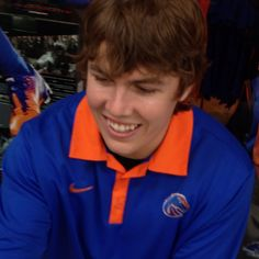 Kellen Moore..how I fell in love with the Broncos! (He always showed up to class too!)