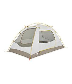 The North Face Stormbreak 3P Tent  Castor GreyArrowwood Yellow -- Find out more about the great product at the image link.