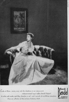 Jean, April Vogue 1949