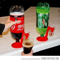 This would be awesome for parties - damn...I just read the reviews and it doesn't work...DANG!
