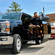Mobility SVM Wheelchair Accessible Trucks. >>> See it. Believe it. Do it. Watch thousands of spinal cord injury videos at SPINALpedia.com