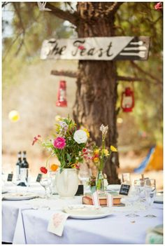 From the Wedding Blogs: Inspiring Tablescapes for Everyday