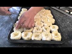 Arabic Baklava - YouTube