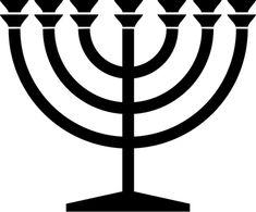 Menorah, Jewish, Candle, Judaism
