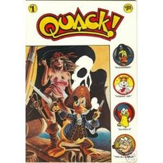 Quack! #1 (Comic)  http://www.picter.org/?p=B000IGIYVI