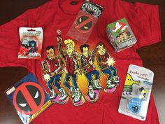 Geek Me Box Subscription Box Review - August 2015 - http://hellosubscription.com/2015/09/geek-box-subscription-box-review-august-2015/ #GeekMeBox