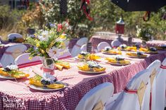 Mary Poppins party ideas - Design Dazzle