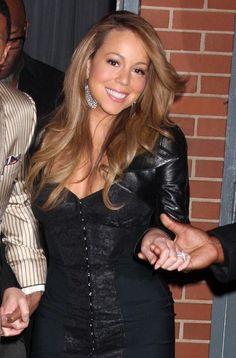 Mariah Carey Photos - Nick Cannon and Mariah Carey out in New York City. - Nick…