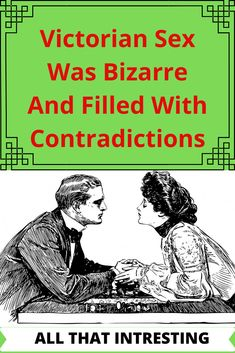 We all that know the Victorians were a bunch of uptight prudes. In the late-19th century, women weren't even allowed to vote, so how enlightened could they really be? People back then probably got arrested at the beach for showing their knees, right? Actually, while the Victorians—like everybody before and since—had their hangups, their all-too-human sexuality tended to come out in ways that modern people find really bizarre.