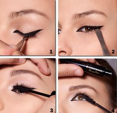 A lot of women these days are into the 1940's-1960's pinup makeup look. With great models out there like Kim Falcon, Sabina Kelley, Cherry Dollface, and Dita Von Teese, how can you not want to emulate the look? Here are 13 steps to show you how to do the most basic of pinup makeup looks.