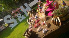 Mesa de dulces de la boda de Sofy!!!
