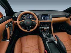 The new interior GTR 2017