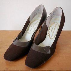 3d5b411c341d3 96 Best Modern & Vintage Womens Pumps, Heels images in 2013 ...