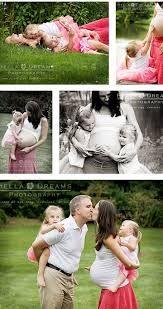 family maternity photos - Google Search