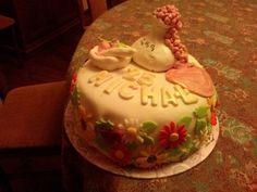 Tort dla chemika na 25 urodziny.