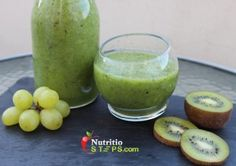 Green Summer Smoothie Health Booster | Nutritio Steps