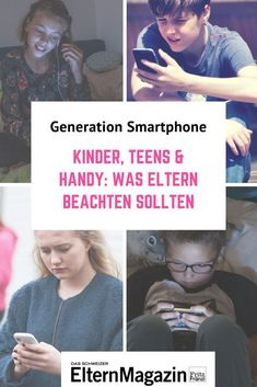How do parents of the smartphone generation help? Kids Sand, Parenting Teenagers, Feeling Sick, Adolescence, Family Life, Weight Loss Program, Parents, About Me Blog, Children
