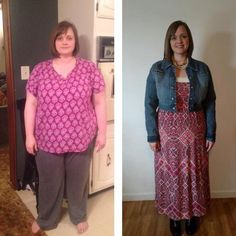 """""""I've struggled with weight most of my life but with my weight steadily creeping up I knew it was time to get serious. I was approved for weight-loss surgery but knew that wasn't the answer for me which left me feeling devastated. A couple months later I saw an advertisement for IdealShape. My first order came March 3 of this year and I've loved it ever since then! I've lost 80 pounds using the IdealShape products and following the twelve week challenge. I have another 50 pounds to go and I…"""