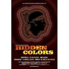 #HiddenFigures the movie got inspiration from #HiddenColors  Hidden Figures show #HiddenColors some love for jacking name title