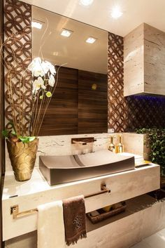 36 Luxury Bathroom To Inspire Today Elegant home decor inspiration and interior design ideas Modern Bathroom Decor, Bathroom Interior Design, Small Bathroom, Interior Decorating, Bathrooms, Bathroom Ideas, Shower Ideas, Lobby Interior, Bathroom Toilets