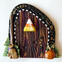 Oh how I love Fairy Doors!