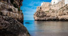 La più pittoresca e suggestiva cittadina pugliese - Polignano a Mare