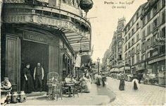 Tabac des 2 Moulins, rue Lepic - Montmartre - Paris