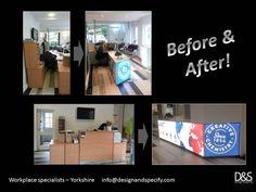 Designandspecify Design And Specify Ltd Office Leeds Yorkshire Interior