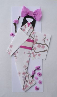 Japanese paper doll by GirlOfTheOcean on DeviantArt