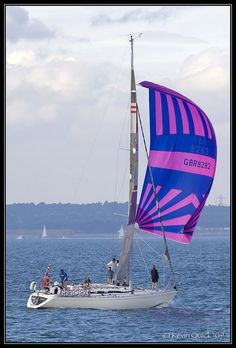 Cowes Week 2009 by leightonian, via Flickr