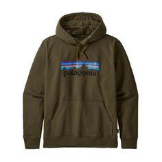 wholesale dealer 77246 2fbda Men s Patagonia P-6 Logo Uprisal Hoodie    giftryapp Plastikflaschen,  Wasser, Baumwolle