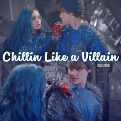 Sofía Carson as Evie 💙👗 Mitchell Hope as Ben 👑🏰 Descendants 2 🍎 Disney Channel Movies, Best Disney Movies, Kid Movies, Descendants Mal And Ben, Disney Descendants Dolls, Sofia Carson, Ariana Grande Pictures, Disney And More, Dove Cameron