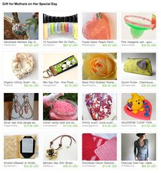 Gifts for Mom - A Tuesday Treasury curated by @Mandee Mundrick
