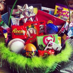 Treat bags holidays pinterest my boys easter basket im the best girlfriend negle Image collections