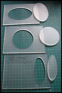 Embossing Diffuser How To Steps and ideas