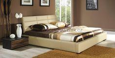 Postele | Postel Venus 1/a. Rozměr lůžka 140 cm x 200 cm ( Vyrábime na zakázku) | JOPE - Český nábytek