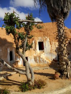 A Berber house in #Tunisia