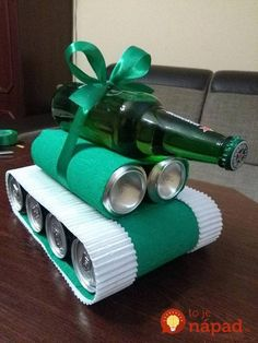 No need to look for anything else, this is perfect: 19 perfect ideas . - No need to look for anything else, this is perfect: 19 perfect ideas for original gifts for adults - Great Christmas Gifts, Christmas Diy, Christmas Decorations, Christmas Presents, House Decorations, Handmade Christmas, Army Party Decorations, Cadeau Surprise, Navidad Diy