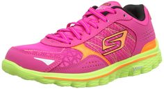 #Skechers Gowalk 2 13960, Women Athletic Sandals Energize every step in The Skechers go walk 2 - flash Featuring Goga mat technology with High-Rebound cushioning. Designed with advanced Skechers performance technology and materials specifically for walking. mesh and synthetic upper in a lace up technical walking sneaker design