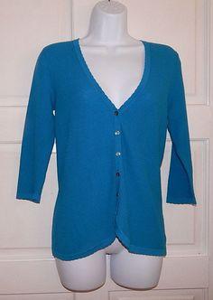Tommy Bahama nwt shirt tee pullover 3/4 sleeves sz Petite Small #TommyBahama #ButtonDownShirt #Casual