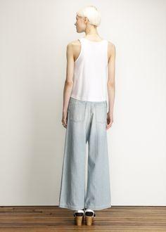 Rachel Comey Bishop Pants (Herringbone)